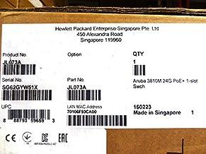 $1871 Get HP JL073A Aruba 3810M 24G PoE+ 1-slot Switch - Switch - L3 - managed - 24 x 10/100/1000 (PoE+) - rack-mountable - PoE+