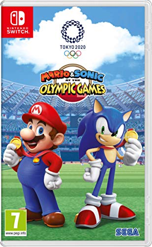 Mario and Sonic at the Olympic Games Tokyo 2020 [Importación inglesa]