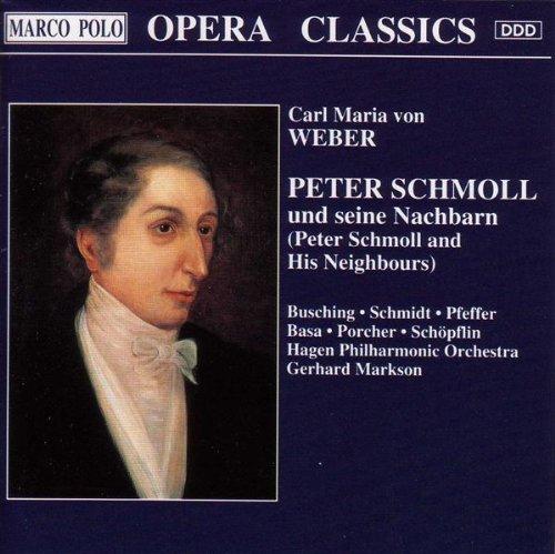 Peter Schmoll und seine Nachbarn: Nr. 14 Duett (Minette, Karl) - Gleiebter Mann, ich ruhe in Deinen liebevollen Armen
