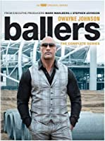 Ballers: The Complete Series [DVD]