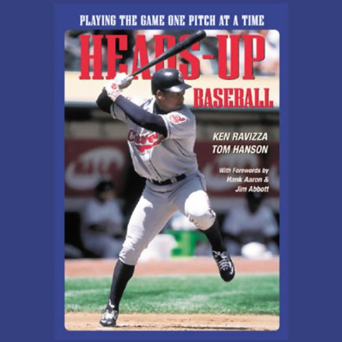 Heads-Up Baseball audiobook cover art