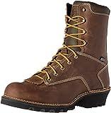 Danner Men's Logger 8' Brown Work Boot, 11 D US
