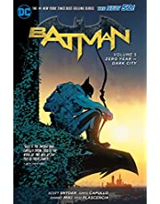 Batman Vol. 5 Zero Year - Dark City (The New 52)