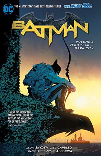 Batman. Zero Year - Volume 5: 05