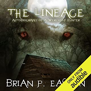 The Lineage audiobook cover art