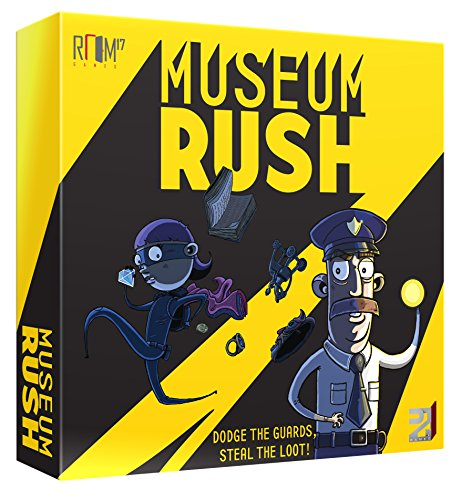 Room 17 R17D2W001 Museum Rush