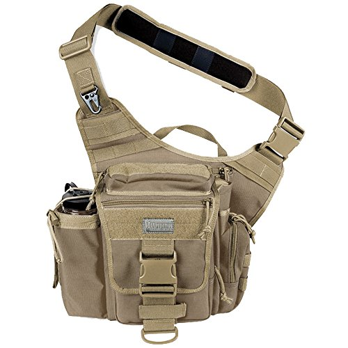 Maxpedition Versipack Jumbo, khaki, 5.6 liters, 0412
