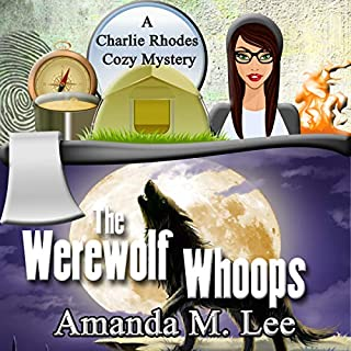 『The Werewolf Whoops』のカバーアート
