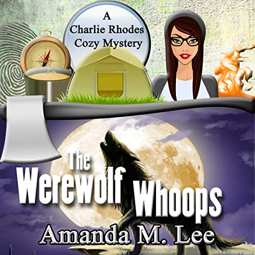 The Werewolf Whoops audiobook cover art