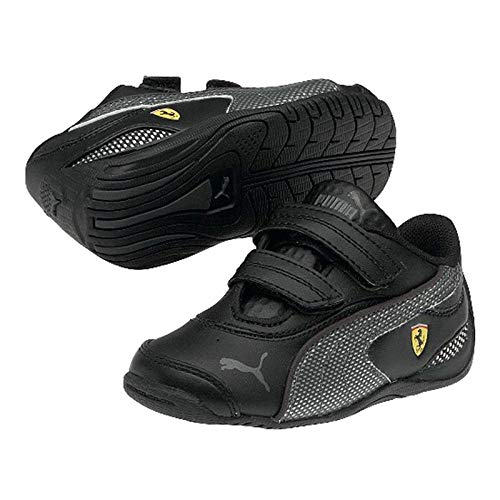 Ferrari Puma Kids Drift Cat III Sneaker zwart maat 22