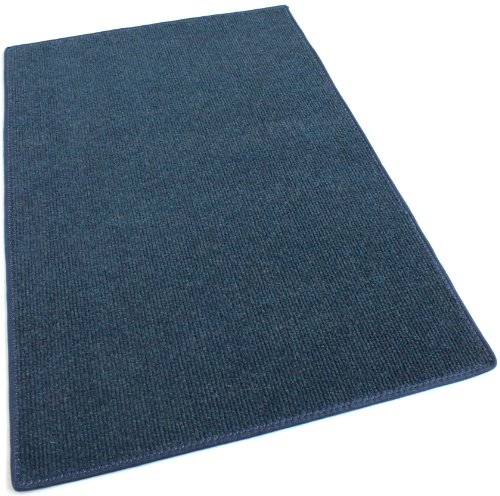 Koeckritz Outdoor Area Rug Carpet (Blue, 12