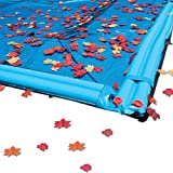 In The Swim 16 x 32 Foot Rectangle Swimming Pool Leaf Net Cover