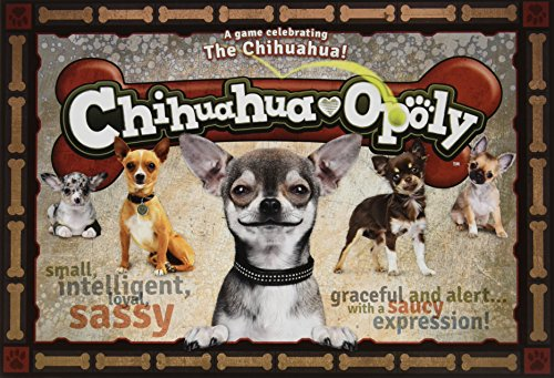 Late for the Sky Chihuahua-opoly