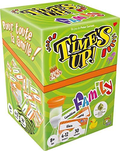 Times up Family -Asmodee - Jeu de société - Jeu dambiance
