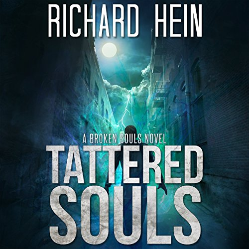 Tattered Souls audiobook cover art