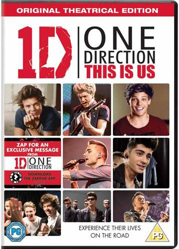 One Direction: This Is Us [UK Import]