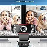 Zoom IMG-1 webcam 1080p per pc con