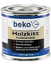 BEKO 23202 Holzkitt kneedhoutmassa 110 g, beuken-licht
