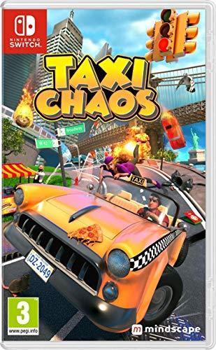 Taxi Chaos (Nintendo Switch) (輸入版)