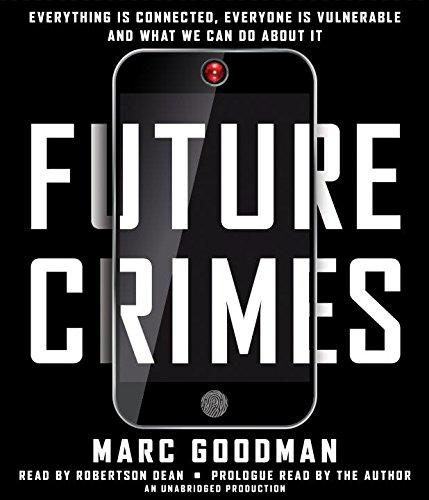 『Future Crimes』のカバーアート