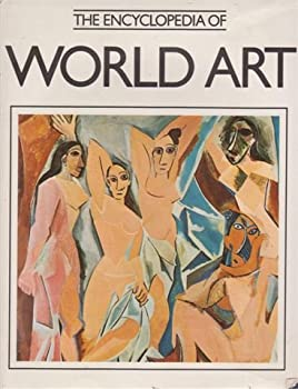 The encyclopedia of world art 0706404955 Book Cover