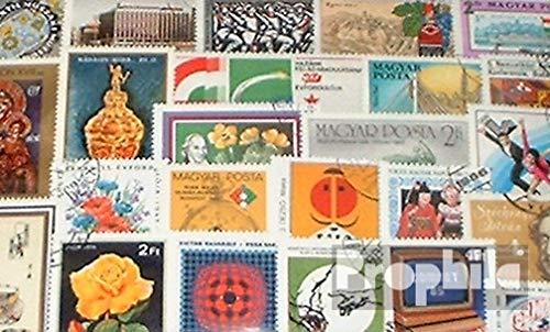 Prophila Collection Ungarn 400 Verschiedene Marken (Briefmarken für Sammler)
