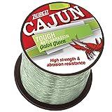 Cajun Line Zebco Cajun Tough Fishing Line 1/4- Lb/Test Spool 10 Lb/Test 10 lb