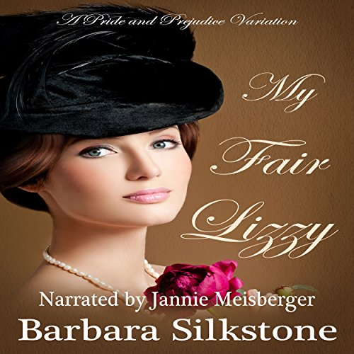 My Fair Lizzy audiobook cover art