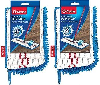 ocedar dualaction flip mop