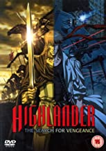 Highlander - Search For Vengeance [2007] [DVD] [Reino Unido]