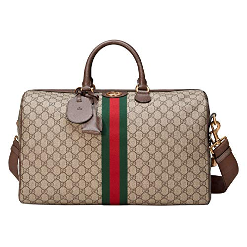 Luxury Fashion | Gucci Heren 5479539C2ST8746 Beige Stof Reistassen | Seizoen Permanent