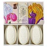 Accentra Handgefertigte Seife La Florentina Iris aus der Toskana, 1er Pack (1 x 1 Stück)