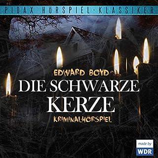Die schwarze Kerze Titelbild