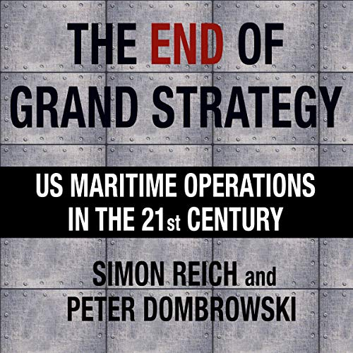 The End of Grand Strategy cover art