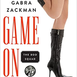 Game On audiobook cover art