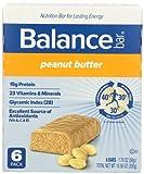 Balance Bar, Peanut Butter, 6 - 1.76 oz Bars per Box by Balance Bar