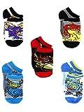 Skylanders Boys 5 pack Socks (Shoe: 7-10 (Sock: 4-6),...