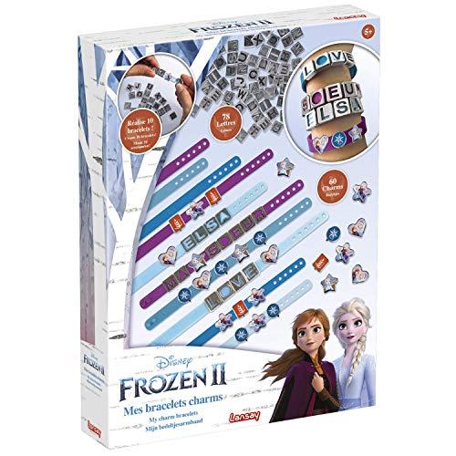 Lansay 25012 - Pulseras de Frozen, diseño de Frozen