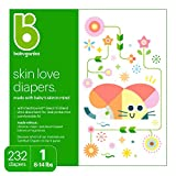 Product Image of the Babyganics Ultra Absorbent Diapers, Size 1, 232 ct