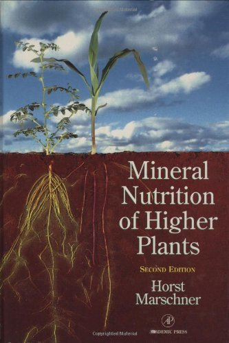 Mineral Nutrition of Higher Plants (English Edition)