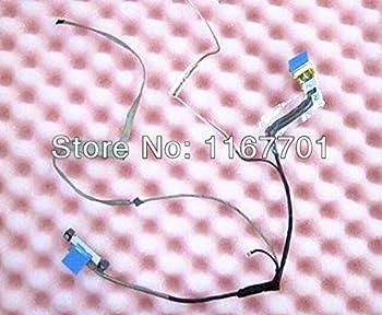 Occus Original Laptop/Notebook LCD/LED/LVDS Flex Cable for Dell Latitude E6410 6410 NCL00 LED EDP CN-0921VJ DC02C000L0L -  Cable Length  0.2m