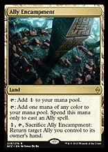 Magic: the Gathering - Ally Encampment (228/274) - Battle for Zendikar - Foil