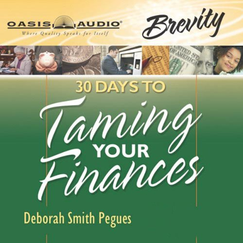 30 Days to Taming Your Finances audiobook cover art