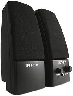 Intex IT-350b 2.0 Channel Multimedia Speakers