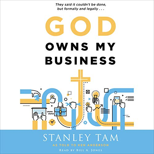 God Owns My Business cover art