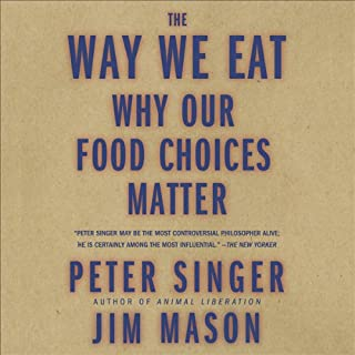 The Way We Eat audiobook cover art