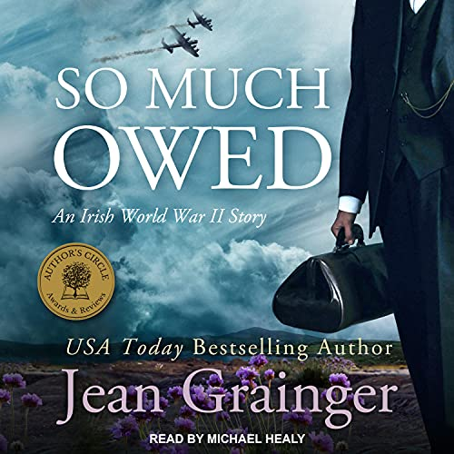 So Much Owed Audiobook By Jean Grainger cover art