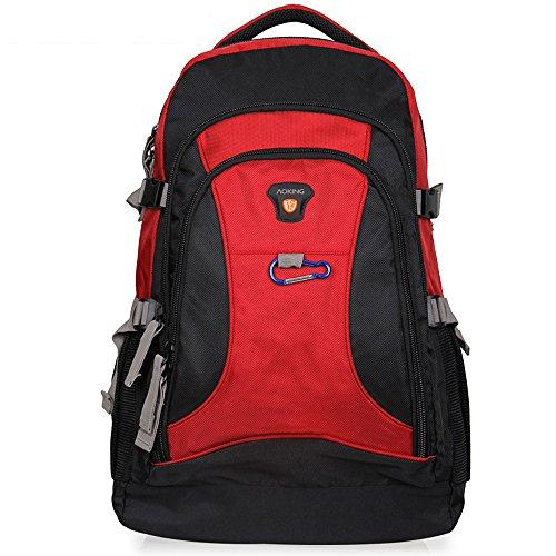 Le compartiment principal permet de ranger tous vo Multifuncional Travel Crawling Leisure Sports Backpack Impermeable, transpirable, maletín para computadora portátil, adecuado para uso en exteriores