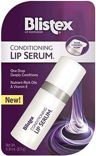 Blistex Lipcare Blistex Conditioning Lip Serum Moisturizer With Dose Control Pump, 0.30 Oz, 0.3 Oz