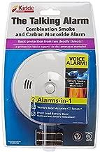 Kidde Battery Powered Night Hawk Combination Smoke/CO Alarm with Voice/Alarm Warning